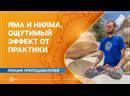 Яма и Нияма Ощутимый эффект от практики Александр Худорожков