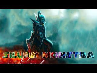 Вечерний стрим siluam monstra ♥ warcraft iii reign of chaos
