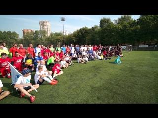 """Благотворительный футбольный турнир """"Арифметика Добра"""""""