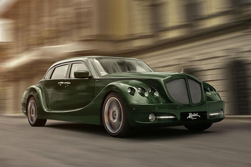 Богатые люди должны отказаться от Mercedes в пользу Bufori, изображение №5