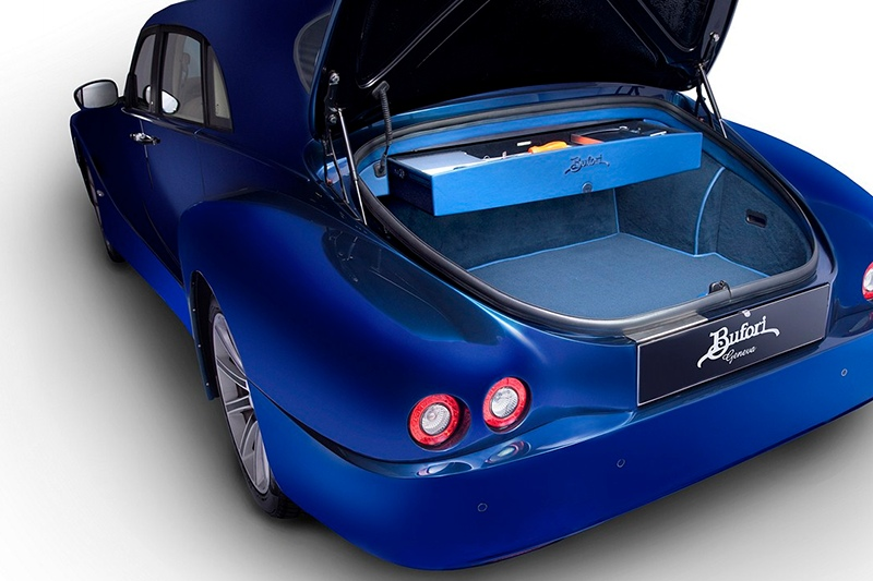 Богатые люди должны отказаться от Mercedes в пользу Bufori, изображение №8
