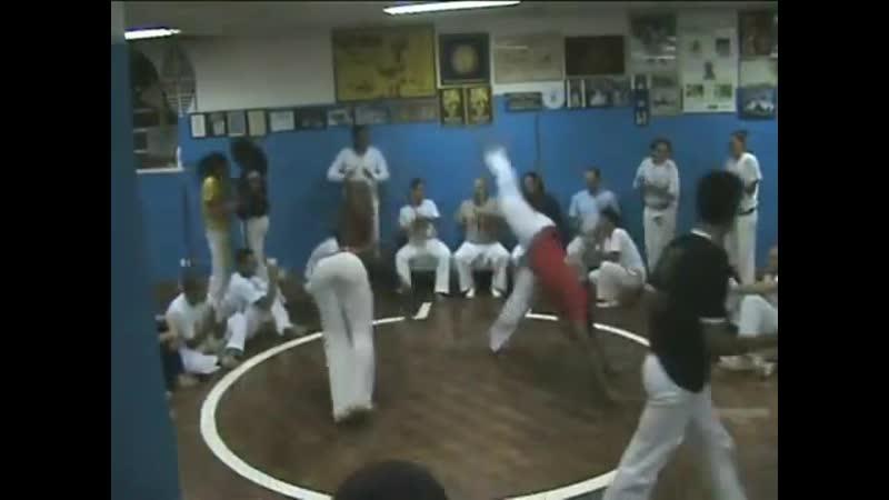 Contra Mestre Gaiola, Instrutor Cobra Sul, Contra Mestre Ivan - Capoeira Cordão de Ouro