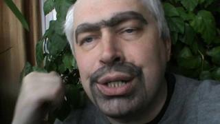 Умная мразь узбек — говорит — Мы туда не ходим — Мы ходим за ишаками