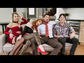 [Mylf] Lauren Phillips, Zoey Monroe, Johnny Castle, Rion King - Married With Stepchildren NewPorn2019