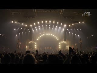 Tomorrowland presents our story live (ade, ziggo dome, netherlands)