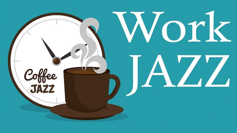 WORK Jazz - Concentration Relaxing JAZZ for Work and Study