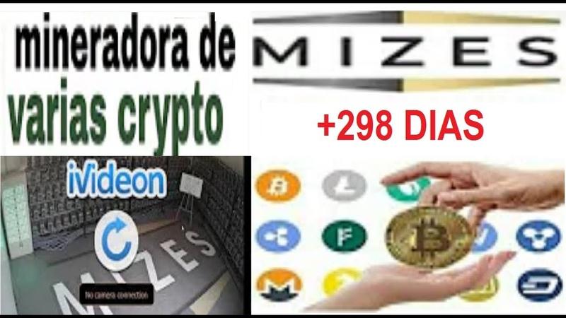 MIZES 298 DIAS PAGANDO Mais um super saque LTC DOGE BTC USD B nus de $3