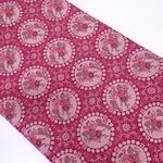 Шёлк с медальонами ручного ткачества - 39
