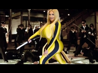 allegra cole kill bill