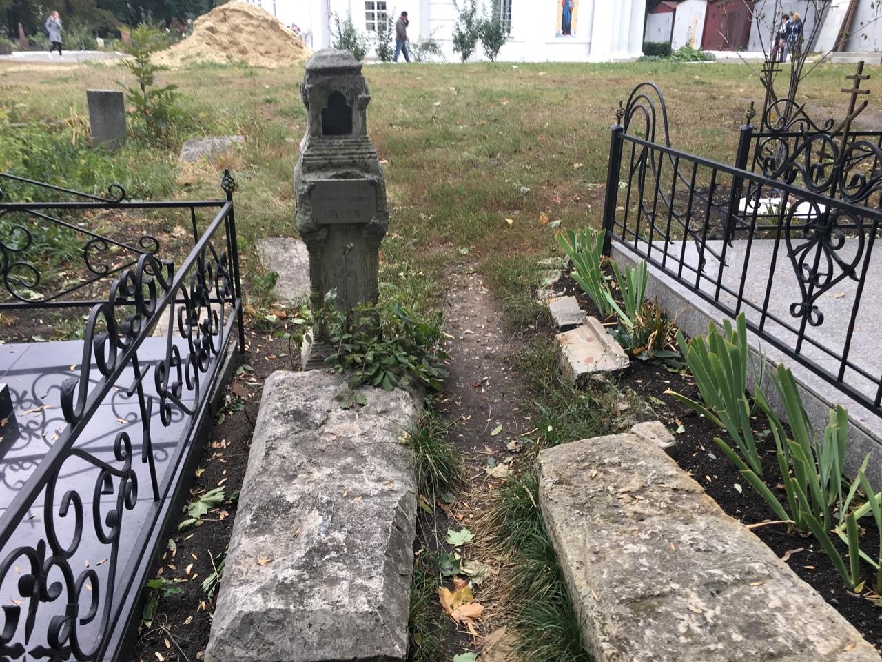 Прогулки среди могил: Евдокиевское кладбище  — Изображение 2