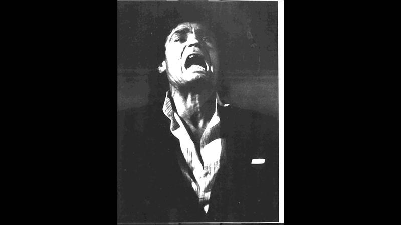 Manuel Agujetas - No me meto con nadie. (Fandangos) 1973