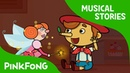 Pinocchio | Fairy Tales | Musical | PINKFONG Story Time for Children