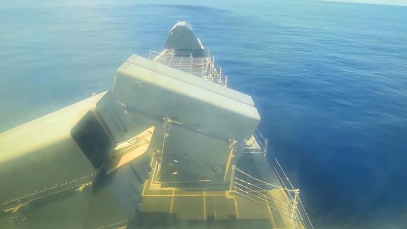 США испытали новейшие невидимые противокорабельные (ПКР) (LCS -10) ракеты в Тихом океане