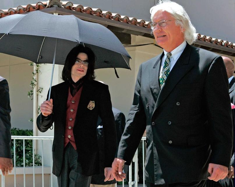 Том Мезеро и Майкл Джексон., изображение №3