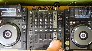 BAZYL - New Year Mix 2015 1 January / Electro house 2015 / CDJ-2000 NEXUS DJM 700