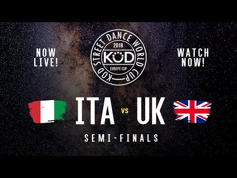 2018 KOD Europe Cup Finals Day 2