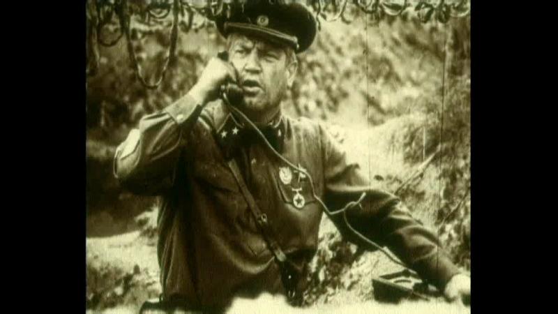 Война на Западном направлении 1990 Отражение атаки немецких танков
