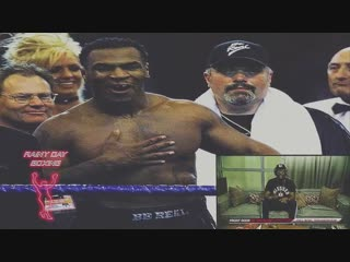 Iron mike tyson animal new video higlights crazy moments training pt 3