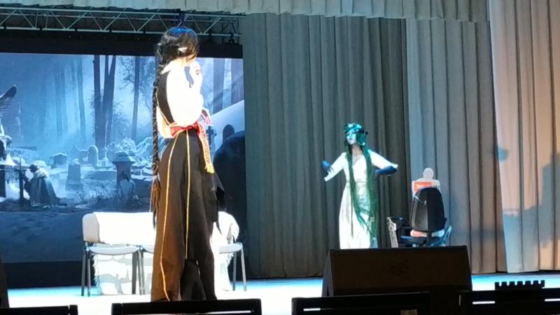 Русалка и Упырица Hannelor Yatochka ЛСК NoNamed Ежегодный фестиваль современной молодежной восточноазиатской культуры