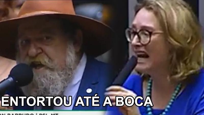 Nelson Barbudo acaba com Maria do Rosário em 1 minuto