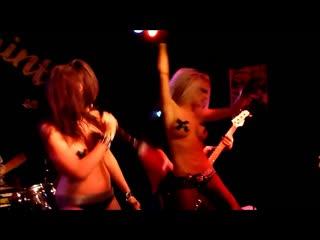Pantera - Fucking Hostile Butcher Babies live cover