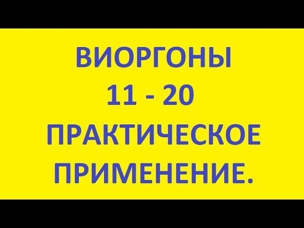 виоргоны 11-20. информационные технологии. лекция врача