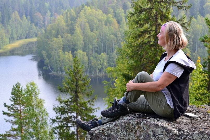 Гора Росвокаллио - памятник древних землетрясений. Автор Борисов И. В., изображение №2