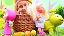 Barbie Steffie Maşa ile oynamak istemiyor Kız evcilik oyunları