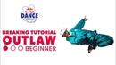 B Boy Robin Breaking Tutorial 3 Outlaw Step Beginner