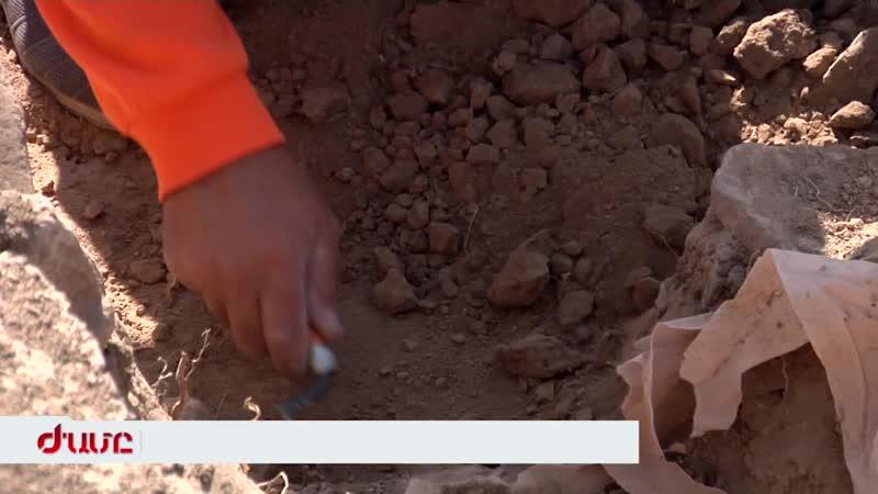 Հայ ֆրանսիական արշավախումբը էրեբունի հնավայրում պեղել է նոր տաճարի հիմքեր mp4