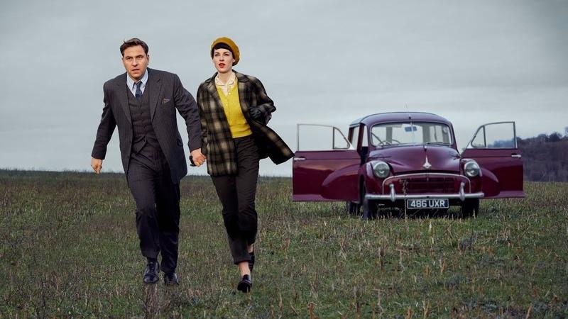 Партнеры по преступлению 1 серия детектив приключения 2015 Великобритания