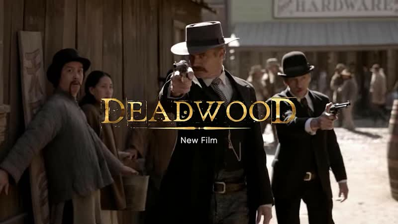 Дэдвуд / Deadwood (2019) тизер