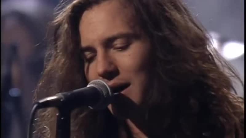 Black (Live) MTV Unplugged Pearl Jam...