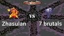 Soviet vs 7 Yuri Brutal Hard AI Command Conquer Red Alert 2 Yuri's Revenge Ред Алерт 2 Месть Юрия