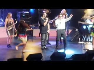 Andy & tohi nazanin (live concert in orange county)