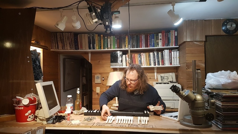Saturday Night Repair - Roland Keyboard