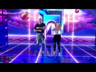 Джуниор Дос Сантос в танцах