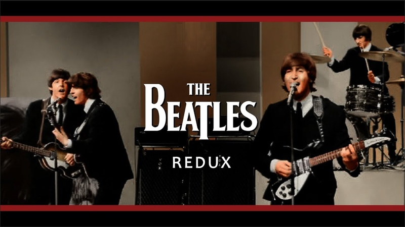 Beatles Ticket to Ride live film great audio