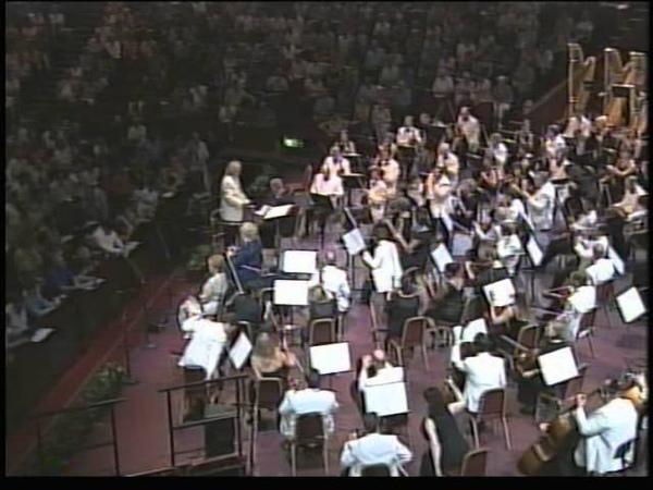 Schoenberg Gurre Lieder BBCSO Runnicles 2002 Proms