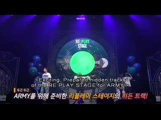 ENG 3 D-DAY MAKING @ BTS MEMORIES OF 2018 DVD (DISC 01)