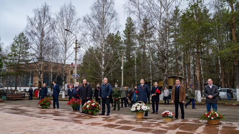 Ухта отметила День Победы, изображение №1