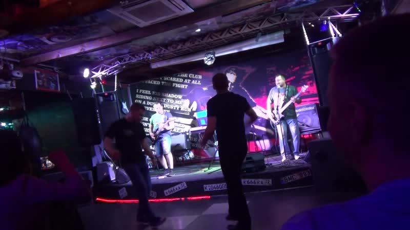 проект ЧЕРВОНЕЦ Ленинград СКА cover 17 05 2019 ClubHouse