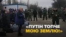 «Мене катували представники Росії»: емоційна промова звільненого з ОРЛО