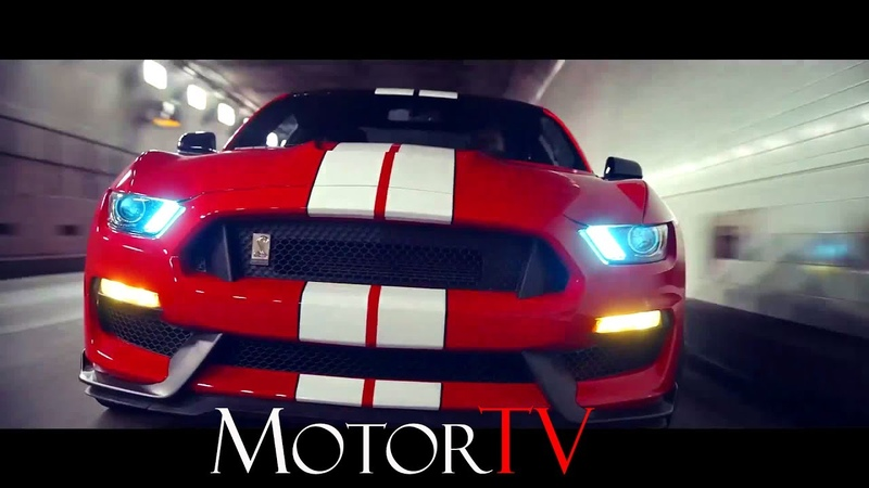 2018 FORD MUSTANG SHELBY GT350 526 HP l Street Track l Clip