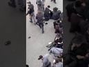 Israeli police brutality against Jews at protest against Army draft Force February 3 '20