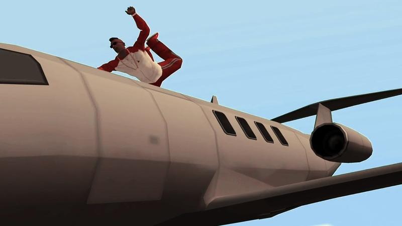 Мэддисон проходит миссию на которой Алина Рин дропнула GTA San Andreas 7