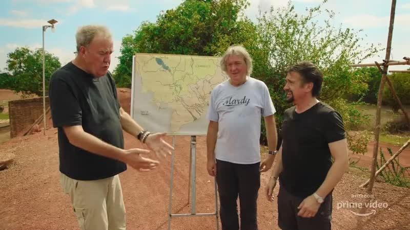 The Grand Tour Seamen озвученный трейлер AlexFilm