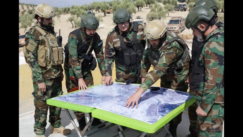 I Curdi accampano assurde richieste al Governo di Assad