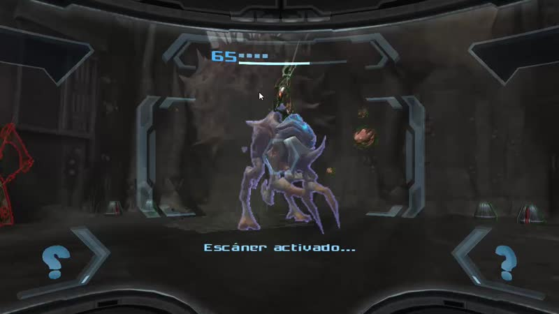 Metroid 7x28 Wii Metroid Prime 3.23 En busca del Generador del Campo Protector en el Oeste de Bryyo
