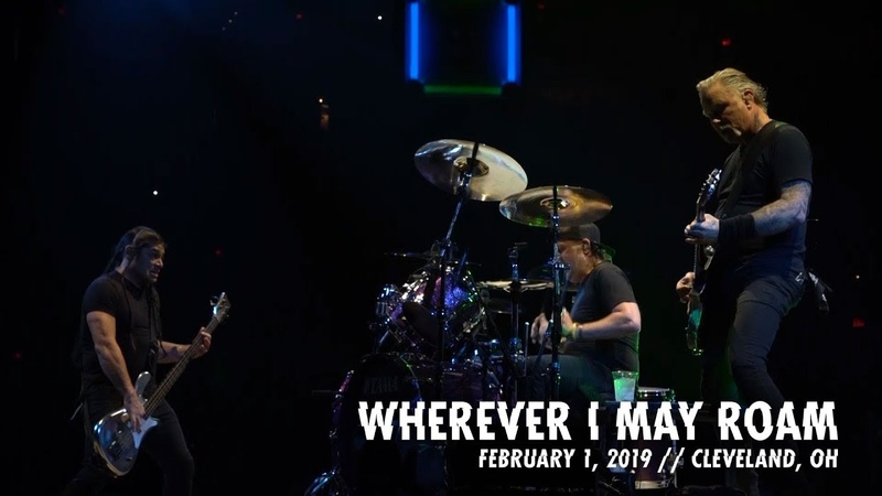 Metallica: Wherever I May Roam (Cleveland, OH - February 1, 2019)